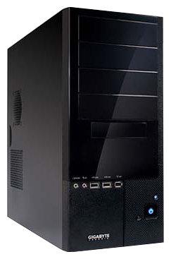 GIGABYTE GZ-X6BPD w/o PSU Black