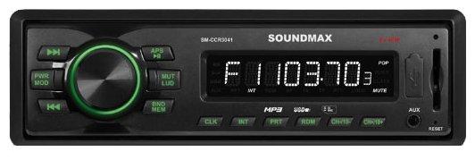 Автомагнитола SoundMAX SM-CCR3041