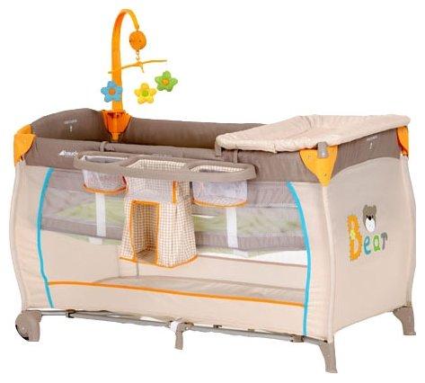 Манеж-кровать Hauck Babycenter