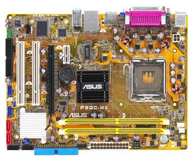 ASUS P5GC-MX (FSB 1066)