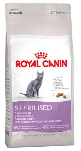 Royal Canin Sterilised 37 (10 кг)