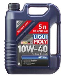 Liqui Moly Optimal 10W-40 5л