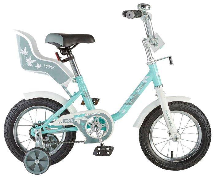 Детский велосипед Novatrack Maple 12 (2017)