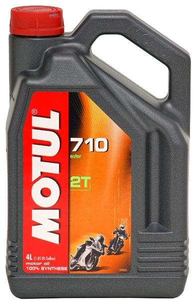 Моторное масло Motul 710 2T 4 л
