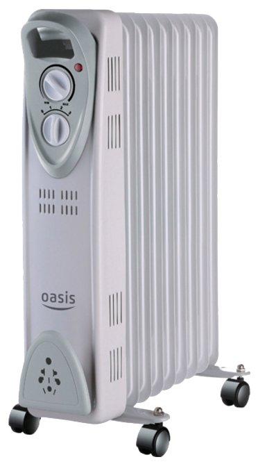 Масляный радиатор Oasis US-20 фото 1