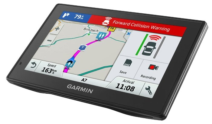 Garmin Навигатор Garmin DriveAssist 51 LMT-S Europe