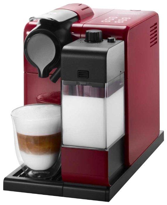 Капсульная кофемашина De'Longhi Nespresso Latissima Touch