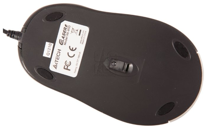 A4tech X6-80D Mouse Treiber