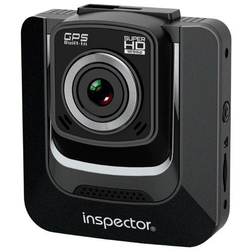 Видеорегистратор Inspector Tornado, GPS черный printio inspector