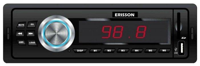 Автомагнитола Erisson RU-1003