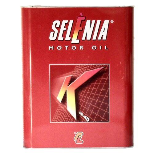 Синтетическое моторное масло Selenia K 5W-40, 2 л