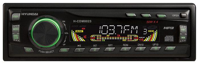 Автомагнитола Hyundai H-CDM8023 (2007)