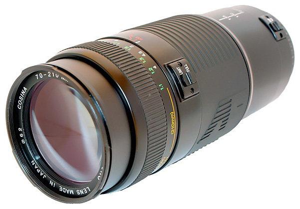 Объектив Cosina AF 70-210mm f/2.8-4.0 Canon EF