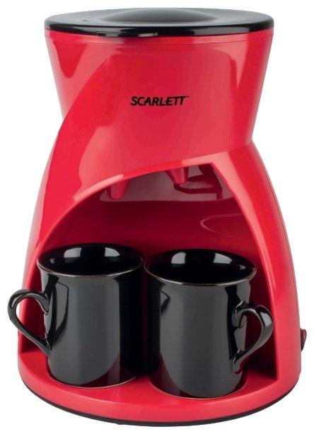 Scarlett Капельная кофеварка Scarlett SC-CM33001