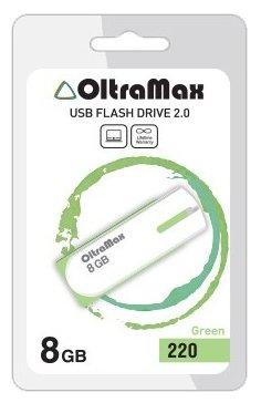 OltraMax Флешка OltraMax 220 8GB