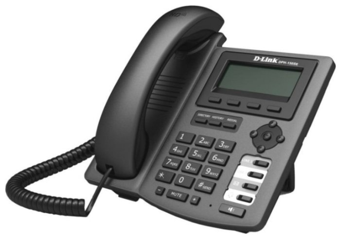 D-link VoIP-телефон D-link DPH-150S/F3