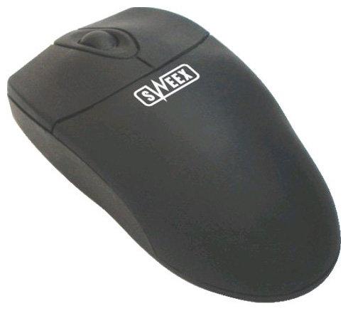 Мышь Sweex MI002 Black PS/2