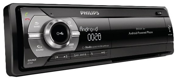 Автомагнитола Philips CMD305A/05
