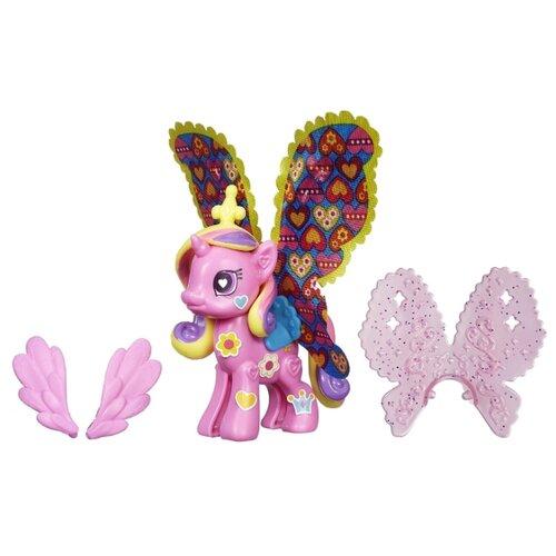 Игровой набор My Little Pony Поп-конструктор Принцесса Каденс B0372 игровой набор b2072eu4 на ферме яблочная аллея my little pony my little pony