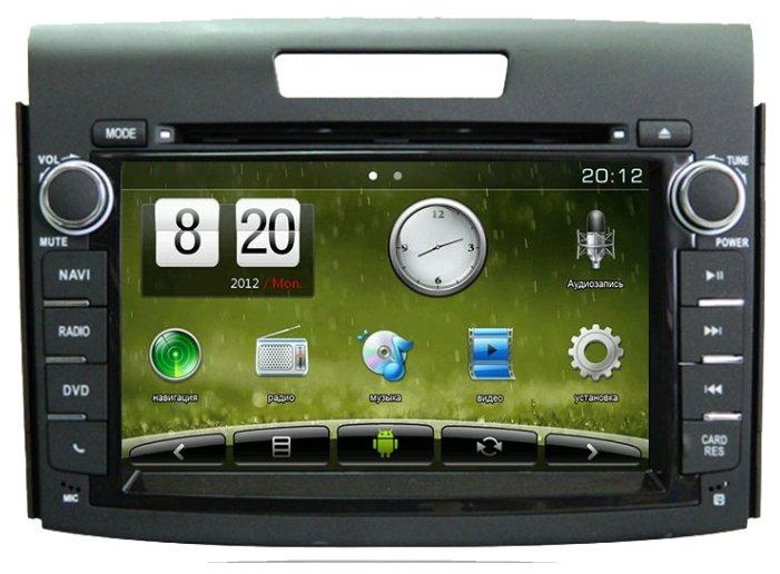 TRINITY Android Honda CRV 2012+