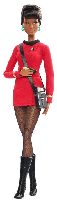 Кукла Barbie Звездный путь Лейтенант Ухура, 31 см, DGW70