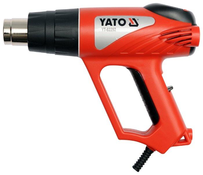 Строительный фен YATO YT-82292 Case 2000 Вт