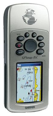 Навигатор Garmin GPSMAP 76C