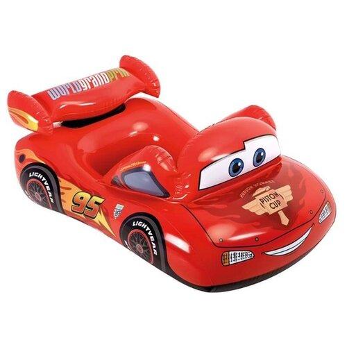 Купить Надувная машина Intex Pool Cruiser Тачки 58392 красный/черный, Надувные игрушки