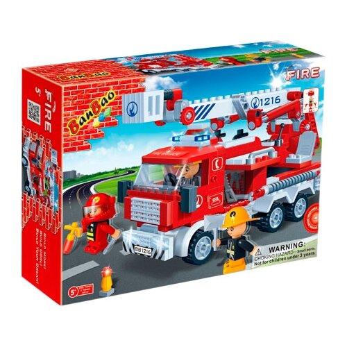 Конструктор BanBao Пожарные 8313 Fire Truck 8313 page 3