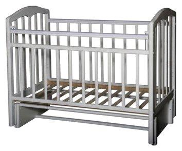 Кроватка Esperanza Martinа Decor №05 (продольный маятник)
