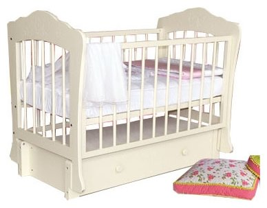 Кроватка Можгинский лесокомбинат Лилия