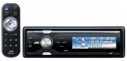 Автомагнитола JVC KD-SHX751