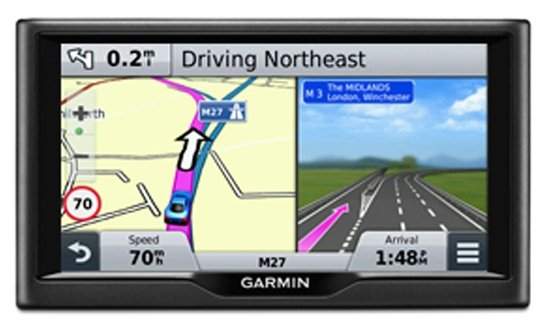 Garmin Навигатор Garmin Nuvi 68 LMT Europe