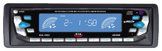 Автомагнитола Kia KIA-1003