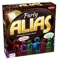 железная дорога Настольная игра TACTIC ALIAS Party