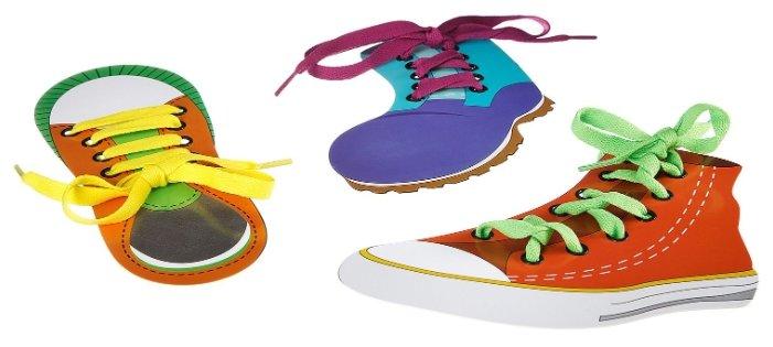 Шнуровка BONDIBON Завяжи шнурок (ВВ2071)