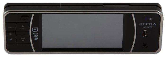 Автомагнитола SUPRA SDD-T4203