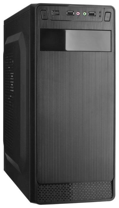 ExeGate Компьютерный корпус ExeGate AB-222 500W Black