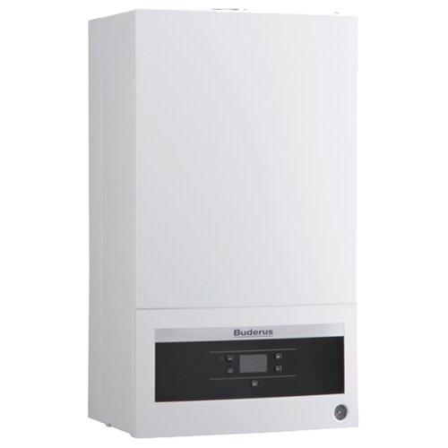 Конвекционный газовый котел Buderus Logamax U072-24K, 24 кВт, двухконтурный