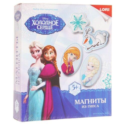 Купить LORI Магниты из гипса - Disney Холодное сердце (Мд-010), Гипс