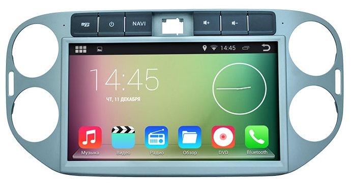 Smarty Volkswagen TIGUAN 2014+ Android