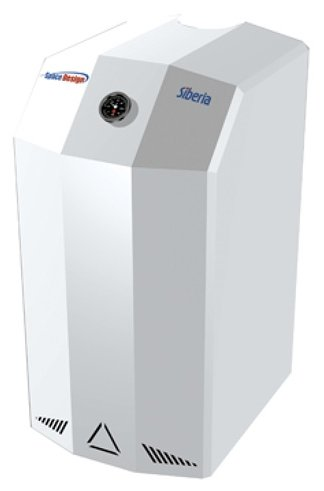 Конвекционный газовый котел Siberia КЧГО–16, 16 кВт, одноконтурный фото 1