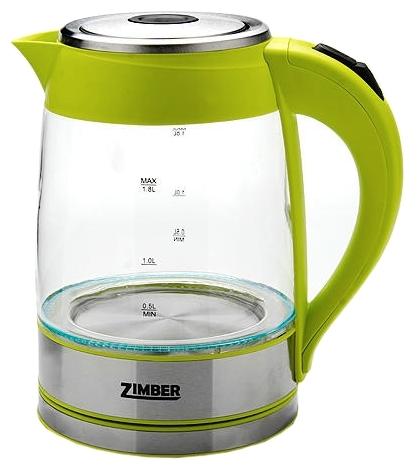 Стоит ли покупать Чайник Zimber ZM-10818/10819/10820? Отзывы на Яндекс.Маркете