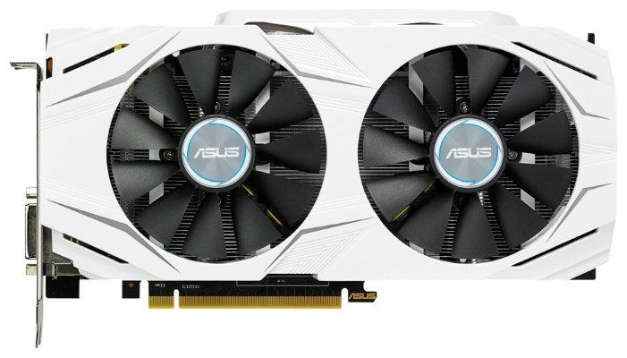 ASUS Видеокарта ASUS GeForce GTX 1060 1569MHz PCI-E 3.0 6144MB 8008MHz 192 bit DVI 2xHDMI HDCP