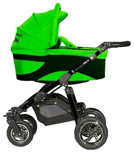 Универсальная коляска Androx Kinder Rich (2 в 1)
