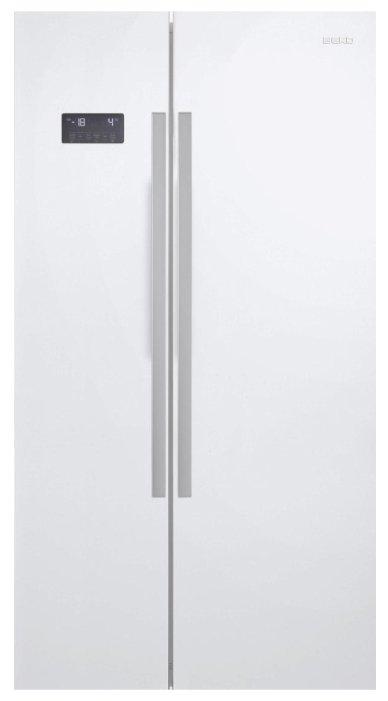 Холодильник Side by Side Beko GN163120W белый