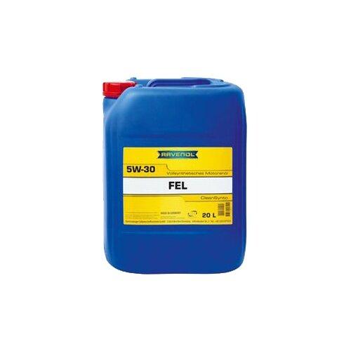 Моторное масло Ravenol FEL SAE 5W-30 20 л