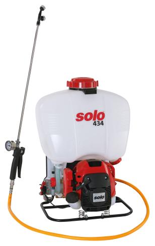 Бензиновый опрыскиватель Solo 434