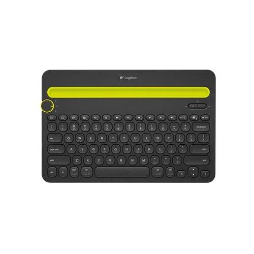 Купить Клавиатура Logitech Multi-Device Keyboard K480 Black Bluetooth