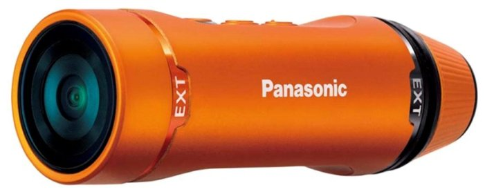 Panasonic HX-A1ME Orange